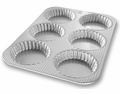 USA Pan Mini Fluted Tart Pan