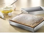 "USA Pan - Rectangular Cake Pan  (9"" x 13"" x 2"")"