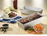 "USA Pans - Meat Loaf Pan with Insert (10""x5""x3"")"