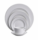 Vera Wang China Blanc Sur Blanc 5 Piece Place Setting