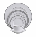 Vera Wang China Grosgrain 5 Piece Place Setting