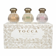 Viaggio Classic Perfume Gift Set - 3x15ml EDPs Cleopatra Stella Florence by Tocca