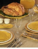 Vietri Bellezza Turkey Dinnerware