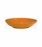 Vietri Fantasia Orange Coupe Pasta Bowl