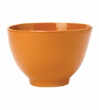 Vietri Fantasia Orange Deep Serving Bowl