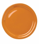 Vietri Fantasia Orange Dinner Plate