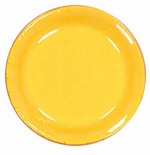 Vietri Fantasia Yellow Dinner Plate 10.5""
