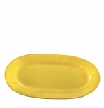 Vietri Fantasia Yellow Small Oval Platter