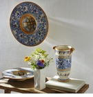 Vietri Flora Blu Home Decor