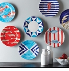Vietri Maremisto Coastal Dinnerware & Decorative Plates - Now on Sale!