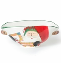 Vietri Old St. Nick 2016 Limited Edition Christmas Card Holder