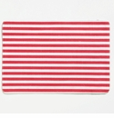 Vietri Old St. Nick Red & White Striped/Dot Reversible Placemat