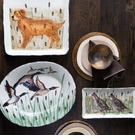 Vietri Wildlife Platters & Serving Bowls