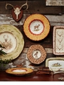 Vietri Wildlife Wall Plates