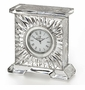 Waterford Crystal Medallion Clock
