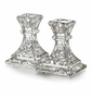 "Waterford Lismore Crystal 4"" Candlestick Pair"