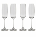 Waterford Marquis Crystal Vintage Flute Set of 4