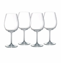 Waterford Marquis Crystal Vintage Red Wine Set of 4