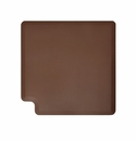 "Wellness Mats Anti-Fatigue Floor Mat 3' Corner Mat Brown 90� Corner - 36""W"