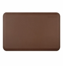 "Wellness Mats Anti-Fatigue Floor Mat Bella Brown - 36""L x 24""W"