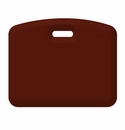 "Wellness Mats Anti-Fatigue Floor Mat Companion Burgundy - 18""L x 22""W"