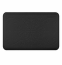 "Wellness Mats Anti-Fatigue Floor Mat Entwine Black - 36""L x 24""W"
