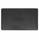 "Wellness Mats Anti-Fatigue Floor Mat Maxum Mat Black 60""L x - 36""W"