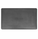 "Wellness Mats Anti-Fatigue Floor Mat Maxum Mat Grey 60""L x - 36""W"