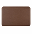 "Wellness Mats Anti-Fatigue Floor Mat Motif- Entwine Brown - 36""L x 24""W"