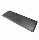 "Wellness Mats Anti-Fatigue Floor Mat Smooth Granite Steel - 72""L x 24""W"