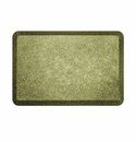 WellnessMats 36 in. Granite Emerald Kitchen Mat