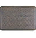 WellnessMats 3x2 Estates Collection Coastal Series Oasis Trellis