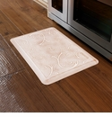 WellnessMats 3x2 Estates Collection Coastal Series Sand Dollar Bella