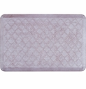 WellnessMats 3x2 Estates Collection Coastal Series Sea Shell Trellis