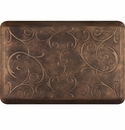 WellnessMats 3x2 Estates Collection Essential Series Bronze Bella