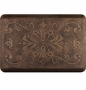 WellnessMats 3x2 Estates Collection Essential Series Bronze Entwine