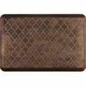 WellnessMats 3x2 Estates Collection Essential Series Bronze Trellis