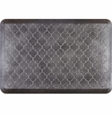 WellnessMats 3x2 Estates Collection Essential Series Onyx Trellis