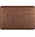 WellnessMats 3x2 Estates Collection Essential Series Rose Gold Moire
