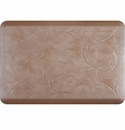 WellnessMats 3x2 Estates Collection Essential Series Sandstone Bella