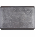 WellnessMats 3x2 Estates Collection Essential Series Slate Bella