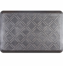 WellnessMats 3x2 Estates Collection Essential Series Slate Moire