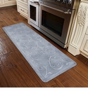 WellnessMats 6x2 Estates Collection Coastal Series Beach Glass Bella