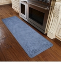 WellnessMats 6x2 Estates Collection Coastal Series Beach Glass Trellis
