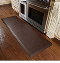 WellnessMats 6x2 Estates Collection Coastal Series Coconut Bella