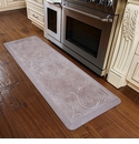 WellnessMats 6x2 Estates Collection Coastal Series Driftwood Bella