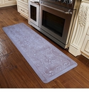 WellnessMats 6x2 Estates Collection Coastal Series Driftwood Entwine