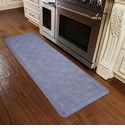 WellnessMats 6x2 Estates Collection Coastal Series Driftwood Moire