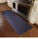 WellnessMats 6x2 Estates Collection Coastal Series Harbor Moire
