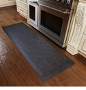 WellnessMats 6x2 Estates Collection Coastal Series Oasis Moire